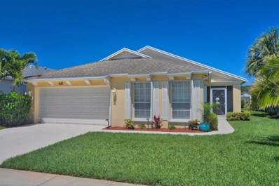 527 SW Indian Key Drive, Port Saint Lucie, FL 34986 - MLS#: RX-10332241
