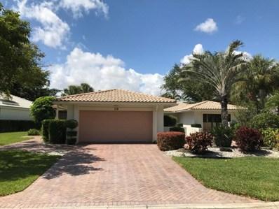 19 Hampshire Lane, Boynton Beach, FL 33436 - MLS#: RX-10332744