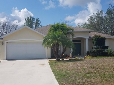262 SW Elderberry Drive, Port Saint Lucie, FL 34953 - MLS#: RX-10333358