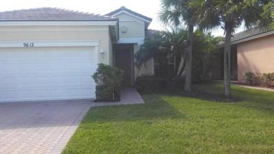 9612 SW Lindale Trace Boulevard, Port Saint Lucie, FL 34987 - MLS#: RX-10333429