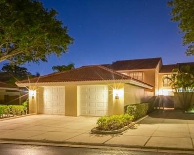 219 Old Meadow Way, Palm Beach Gardens, FL 33418 - MLS#: RX-10333611