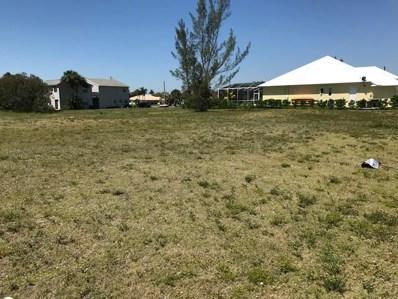 1707 Francis Court UNIT Lot 18, Hutchinson Island, FL 34949 - MLS#: RX-10334115