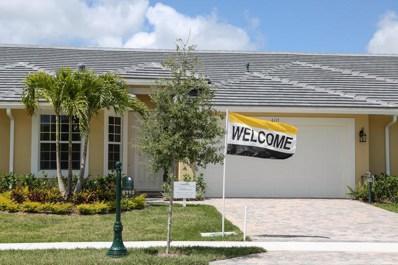 6116 NW Denmore Lane, Port Saint Lucie, FL 34983 - MLS#: RX-10334181