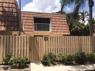 736 Mill Valley Place, West Palm Beach, FL 33409 - MLS#: RX-10334889