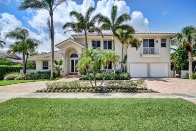 854 NE Mulberry Drive, Boca Raton, FL 33487 - MLS#: RX-10335517