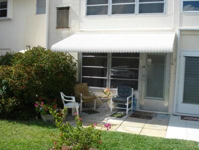 2182 NE 1st Way UNIT 102, Boynton Beach, FL 33435 - MLS#: RX-10335793