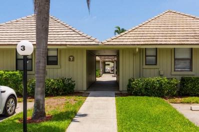 1127 E Seminole Avenue UNIT 3c, Jupiter, FL 33477 - MLS#: RX-10337267