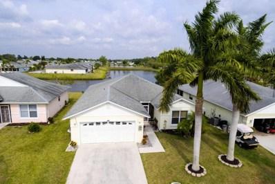 6719 Alemendra Street, Fort Pierce, FL 34951 - MLS#: RX-10339003