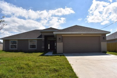 5484 NW Commodore Terrace, Port Saint Lucie, FL 34983 - MLS#: RX-10339837