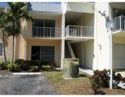 431 Executive Center Drive UNIT 213, West Palm Beach, FL 33401 - MLS#: RX-10340507