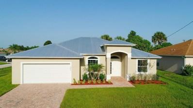 4090 SW McCrory Street, Port Saint Lucie, FL 34953 - MLS#: RX-10340523