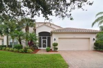 404 NW Aqua Vista Lane, Port Saint Lucie, FL 34986 - MLS#: RX-10340539