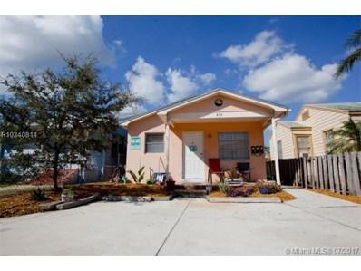 315 S J Street S, Lake Worth, FL 33460 - MLS#: RX-10340814