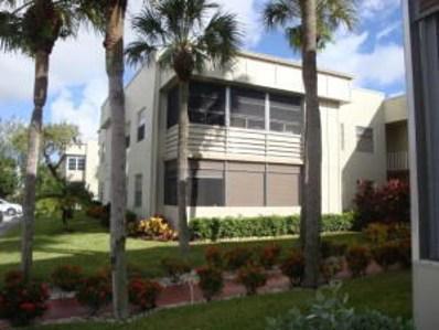 543 Normandy L, Delray Beach, FL 33484 - MLS#: RX-10341236