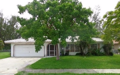 22544 Logwood Avenue, Boca Raton, FL 33428 - MLS#: RX-10341399