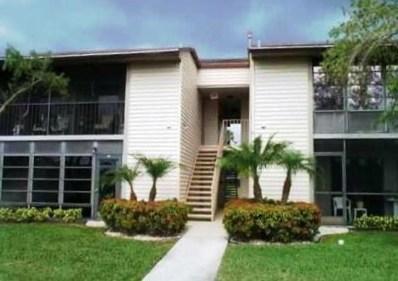 15488 Lakes Of Delray Boulevard UNIT 102, Delray Beach, FL 33484 - MLS#: RX-10341757