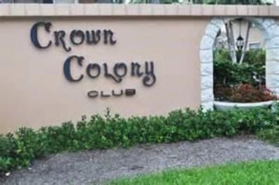 5510 N Ocean Boulevard UNIT 214, Ocean Ridge, FL 33435 - MLS#: RX-10342057