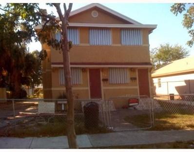 614 33rd UNIT 1, West Palm Beach, FL 33407 - MLS#: RX-10342082