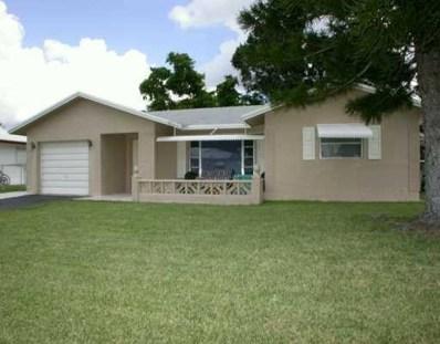 9203 NW 68th Street, Tamarac, FL 33321 - MLS#: RX-10342152