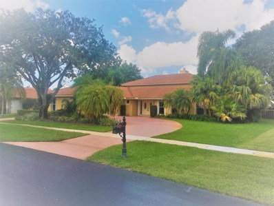 2071 Greenview Cove Drive, Wellington, FL 33414 - #: RX-10343230