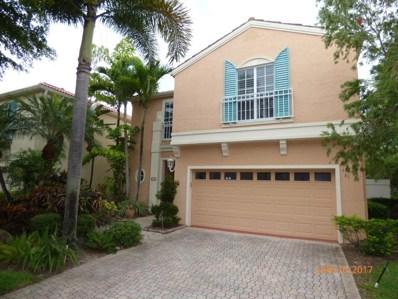 54 Via Verona, Palm Beach Gardens, FL 33418 - MLS#: RX-10343317
