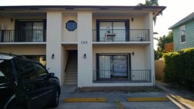 125 S Palmway UNIT 4, Lake Worth, FL 33460 - MLS#: RX-10343336