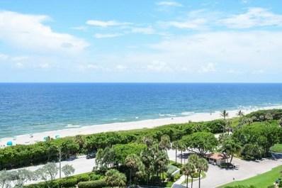 4301 N Ocean Boulevard UNIT 1107, Boca Raton, FL 33431 - MLS#: RX-10343524