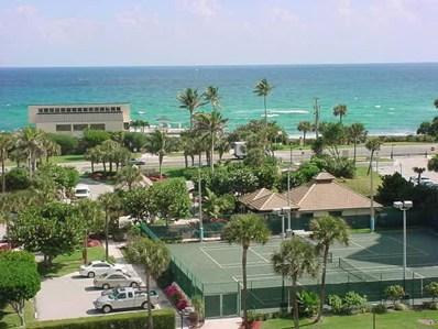 4740 S Ocean Boulevard UNIT 416, Highland Beach, FL 33487 - MLS#: RX-10343587