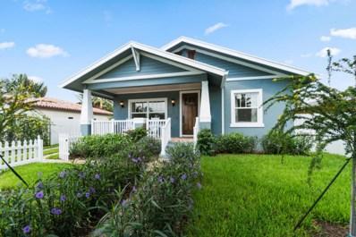 3509 Poinsettia Avenue, West Palm Beach, FL 33407 - MLS#: RX-10343680