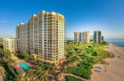3800 N Ocean Drive UNIT 518, Singer Island, FL 33404 - MLS#: RX-10344265