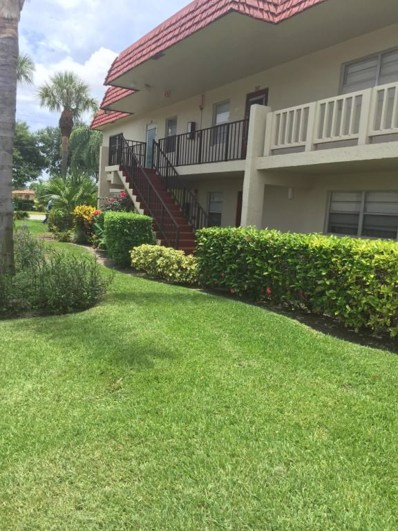 1 Abbey Lane UNIT 101, Delray Beach, FL 33446 - MLS#: RX-10344412