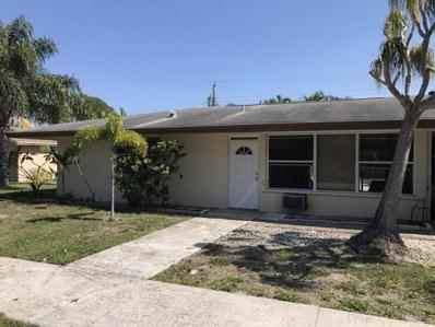 2448 Donna Court, Lake Worth, FL 33462 - MLS#: RX-10344586