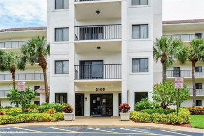 2105 Lavers Circle UNIT 406, Delray Beach, FL 33444 - MLS#: RX-10344588