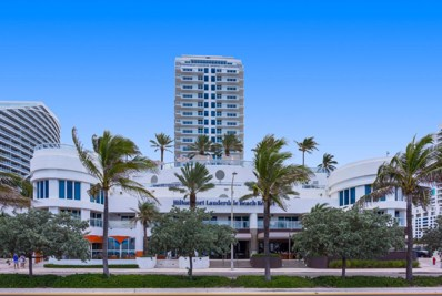 505 N Fort Lauderdale Beach Boulevard UNIT 1608, Fort Lauderdale, FL 33304 - MLS#: RX-10344596