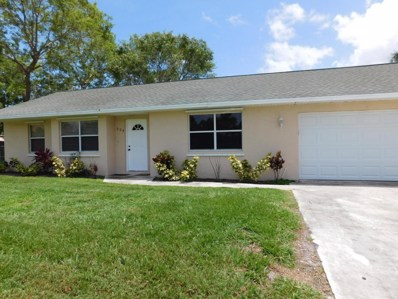 524 SW Buswell Avenue, Port Saint Lucie, FL 34983 - MLS#: RX-10344747