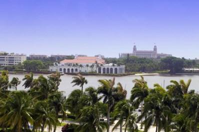 255 Evernia Street UNIT 502, West Palm Beach, FL 33401 - MLS#: RX-10345071