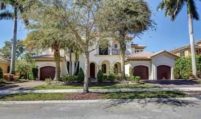 7023 Lost Garden Terrace, Parkland, FL 33076 - MLS#: RX-10345114
