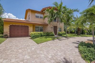 987 SW 13th Place, Boca Raton, FL 33486 - #: RX-10345137