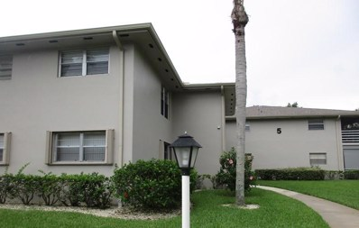 5 Lake Vista Trail UNIT 203, Port Saint Lucie, FL 34952 - MLS#: RX-10345233