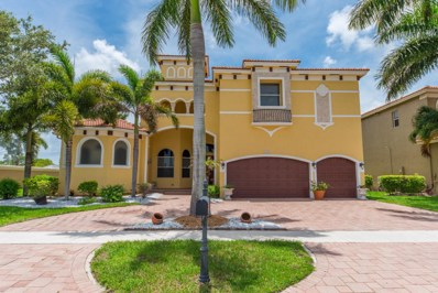 8396 Club Estates Way, Lake Worth, FL 33467 - MLS#: RX-10345328