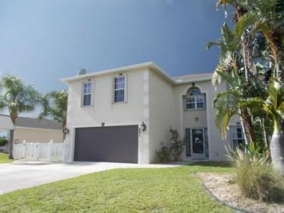 991 SE Bywood Avenue, Port Saint Lucie, FL 34983 - MLS#: RX-10345351