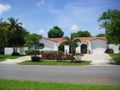 200 S South Robbins . Drive, West Palm Beach, FL 33409 - MLS#: RX-10345473