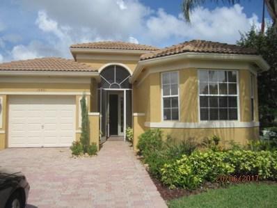 15431 Fiorenza Circle, Delray Beach, FL 33446 - MLS#: RX-10345556