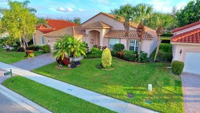 6550 Maggiore Drive, Boynton Beach, FL 33472 - MLS#: RX-10346918