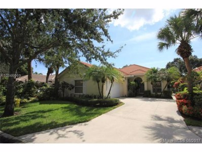 116 Winter Club Court, Palm Beach Gardens, FL 33410 - MLS#: RX-10346969
