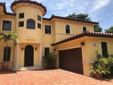 856 Periwinkle Street, Boca Raton, FL 33486 - MLS#: RX-10347463