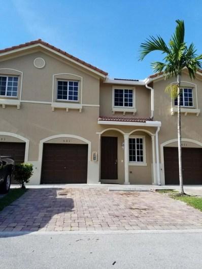 21115 NW 14th Place UNIT 531, Miami Gardens, FL 33169 - #: RX-10347504