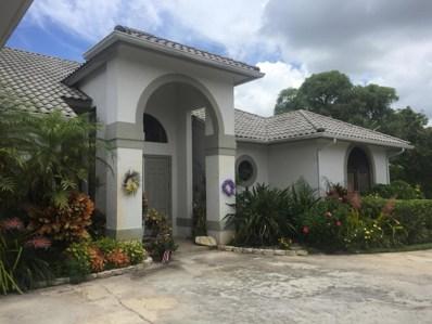 14984 Roan Court, Wellington, FL 33414 - MLS#: RX-10347583