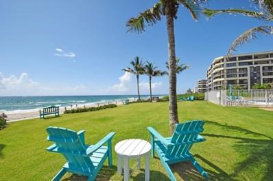 3030 S Ocean Boulevard UNIT 331, Palm Beach, FL 33480 - MLS#: RX-10347740