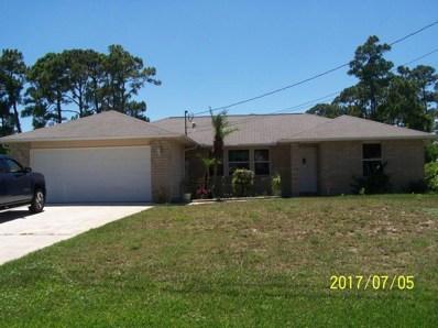 5909 Sunset Boulevard, Fort Pierce, FL 34982 - MLS#: RX-10348131